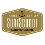 Pablo Bonilla Surf School logo